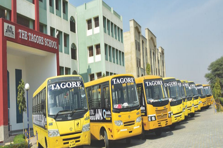 The Tagore School-Transport