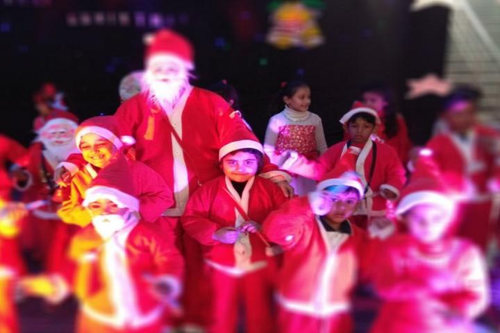 Tm International School-Christmas Celebration