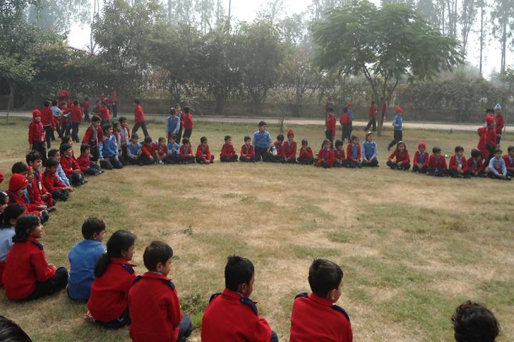 Tm International School-Playing Time