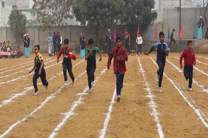 Tm International School-Sports