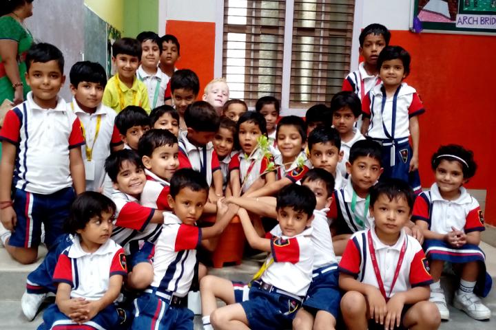 Tm International School-Tree Plantation