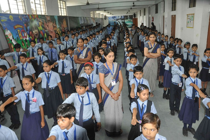 Trm Public School-Assembly
