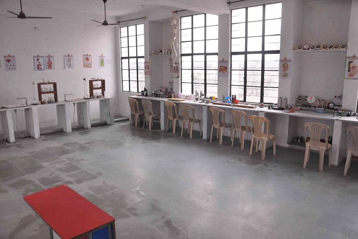 Trm Public School-Chemistry-Lab