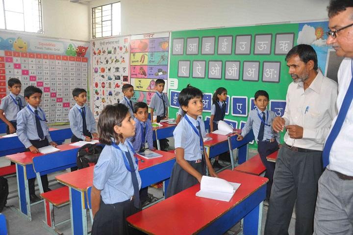 Trm Public School-Class