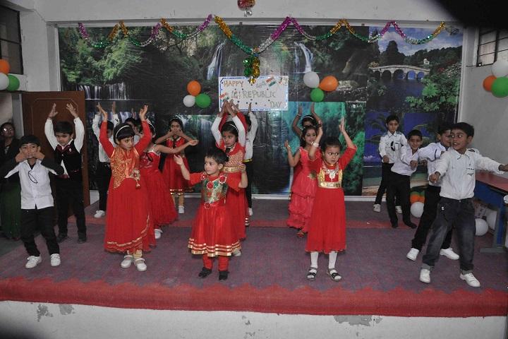 Trm Public School-Dance