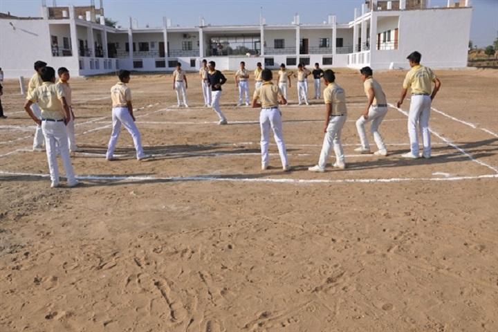 Trm Public School-Games