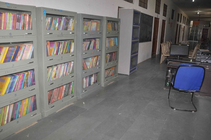 Trm Public School-Library