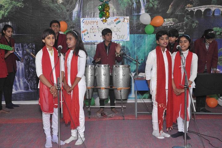 Trm Public School-Music Room