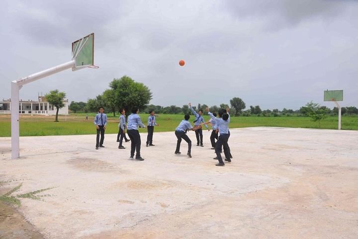 Trm Public School-Sports