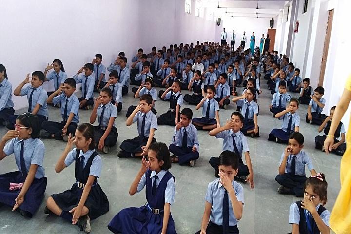 Trm Public School-Yoga