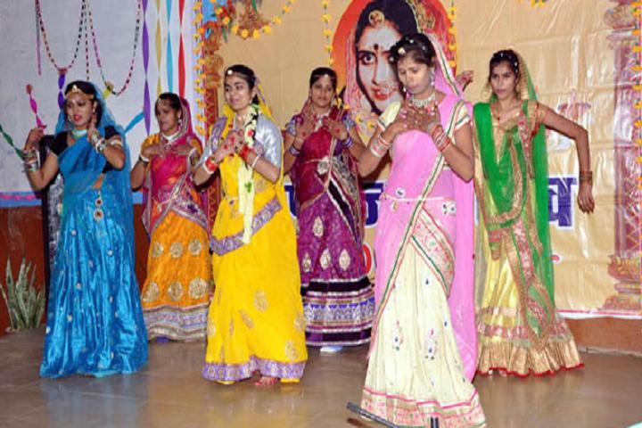 Veena Memorial Senior Secondary School-Dance
