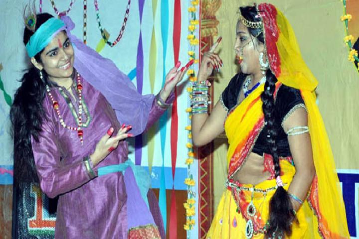 Veena Memorial Senior Secondary School-Cultural Event