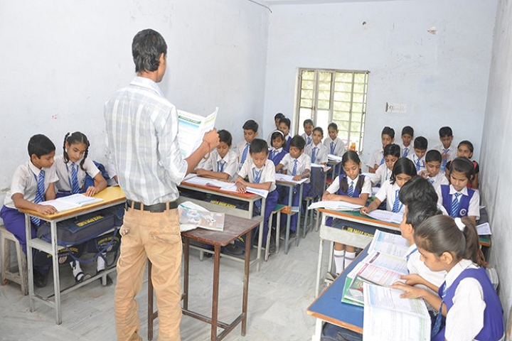 Vidhya Sagar Senior Secondary School-Classroom
