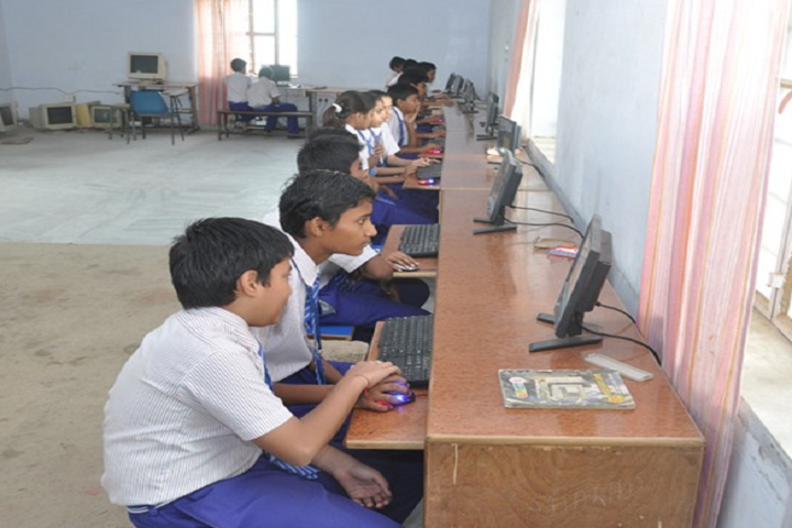 Vidhya Sagar Senior Secondary School-Computer Lab