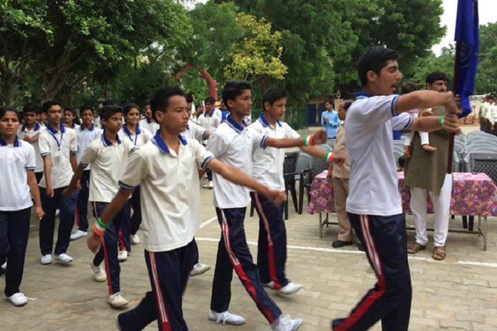 Vidhya Sagar Senior Secondary School-Marathon