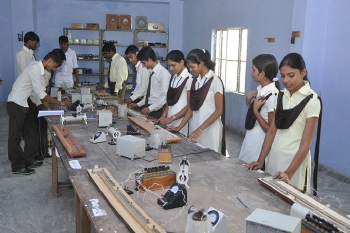 Vidhya Sagar Senior Secondary School-Science Lab