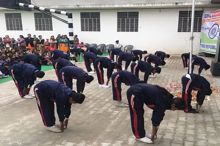 Vidhya Sagar Senior Secondary School-Yoga