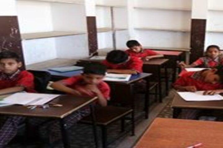 Vidya Global School-Classroom