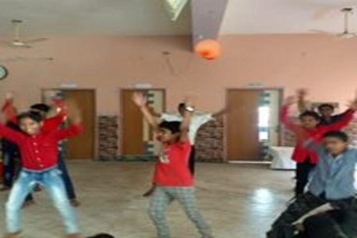 Vidya Global School-Dance Room