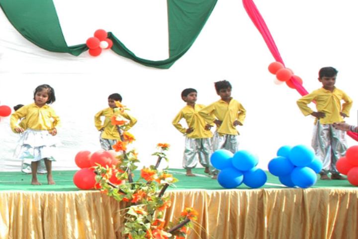 Vidya Global School-Dance