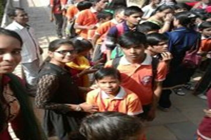 Vidya Global School-School trip