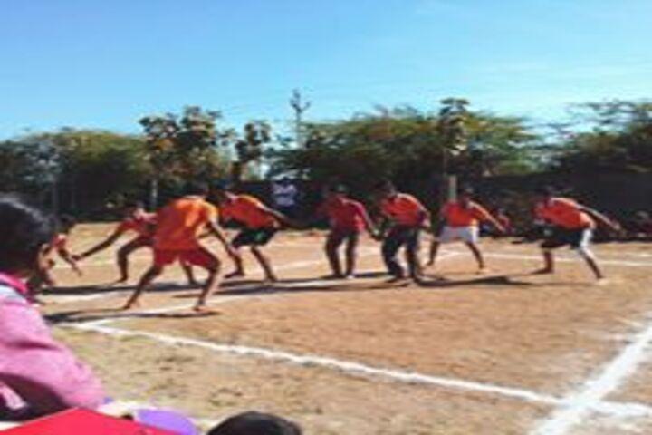 Vidya Global School-Sports