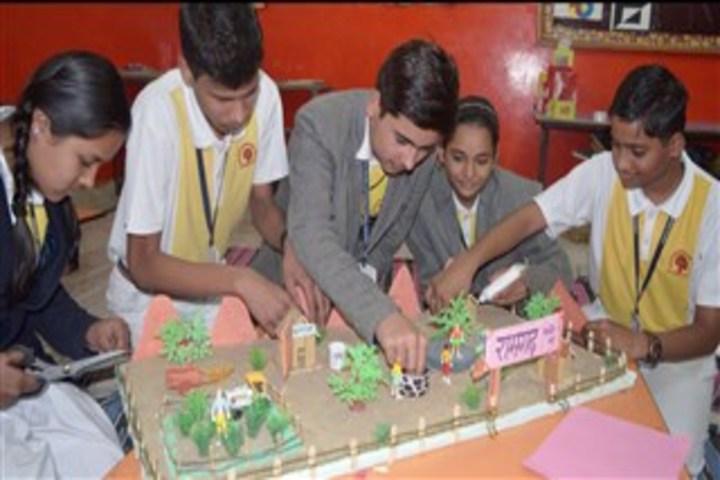 Vidya Gram International School-Art