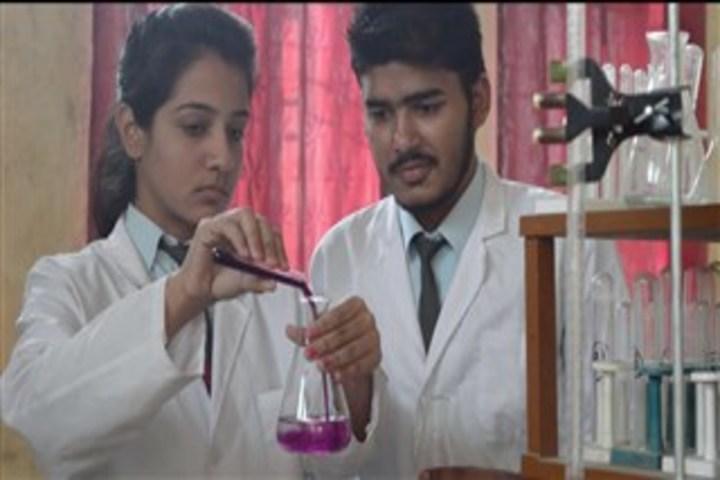 Vidya Gram International School-Chemistry Lab