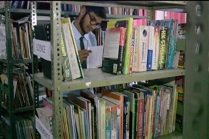 Vidya Gram International School-Library