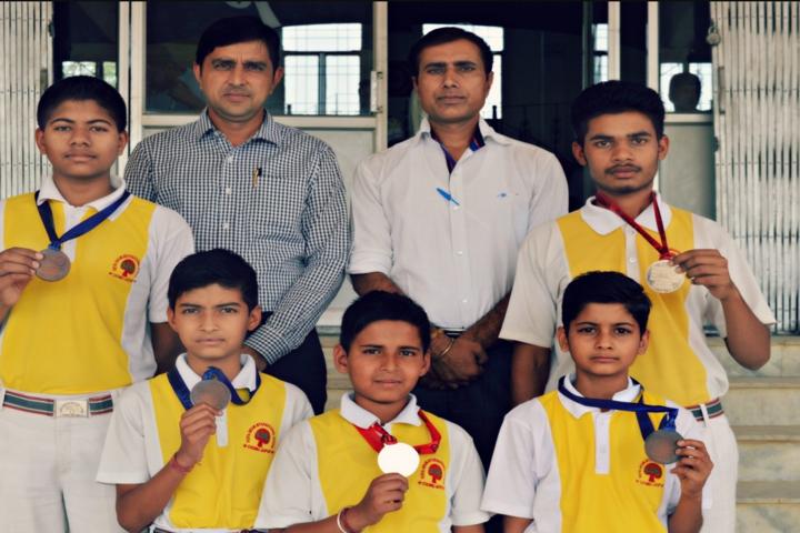 Vidya Gram International School-Sports Team