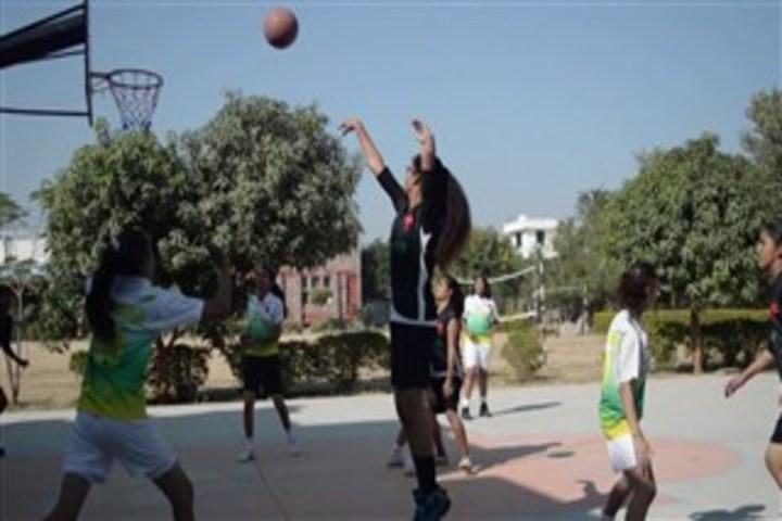 Vidya Gram International School-Sports