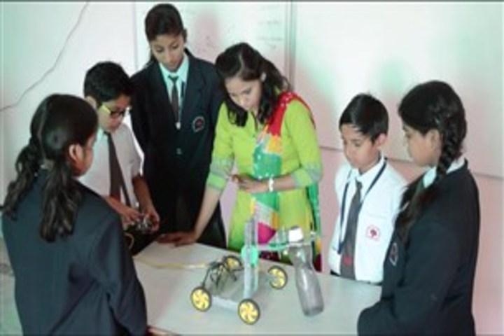 Vidya Gram International School-Workshop