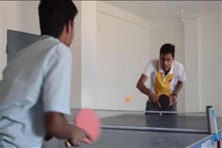 Vidya Gram International School-Indoor Games