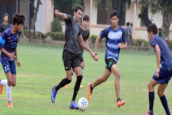 Vidya Niketan-Birla Public School-Foot ball