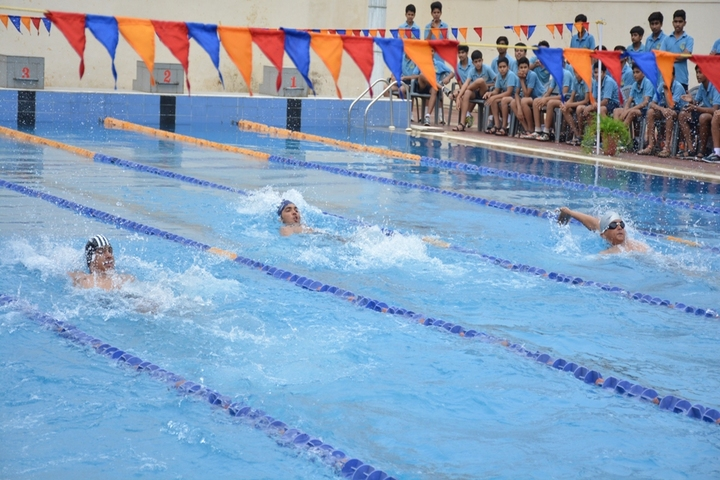 Vidya Niketan-Birla Public School-Swimming pool