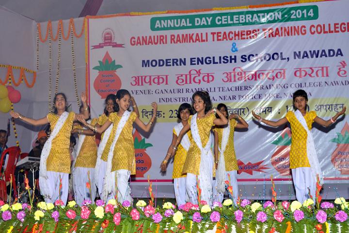 Modern English School- Annual Day Celebrations