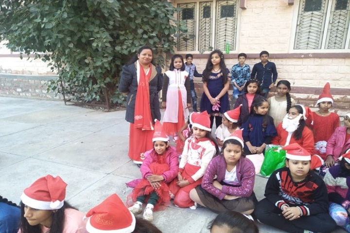Vimal Vidya Vihar Senior Secondary School-Christmas Day