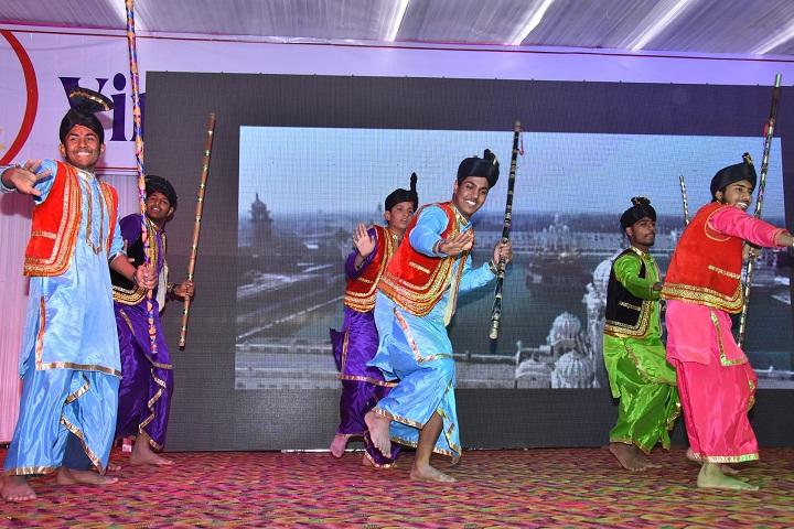 Vinayak International School-Annual Day