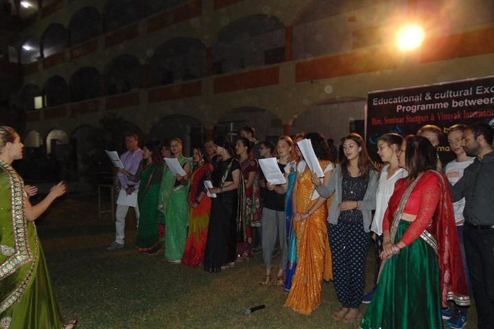 Vinayak International School-Cultural Day