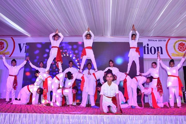 Vinayak International School-Group Dance