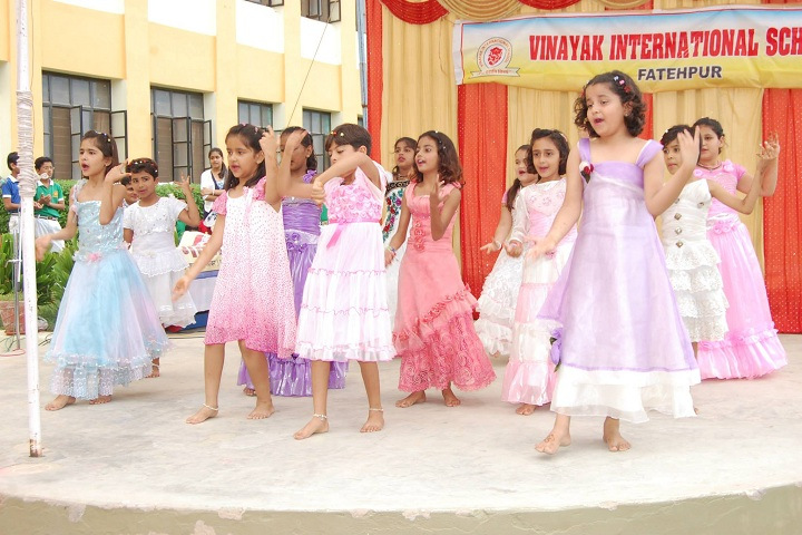 Vinayak International School-Independence Day