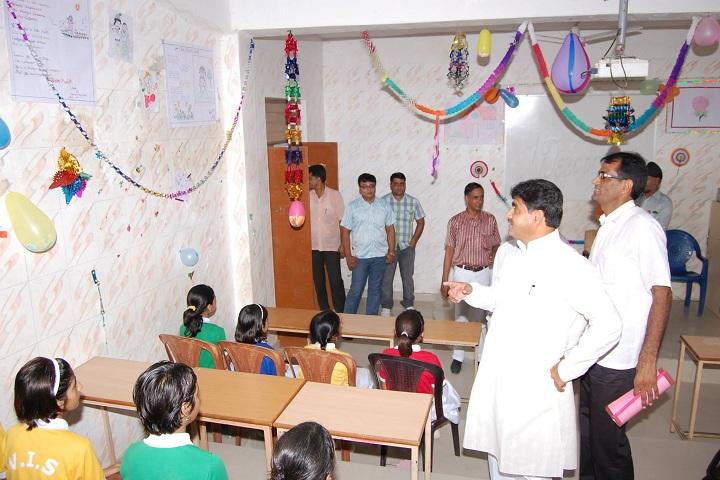 Vinayak International School-Projector Room