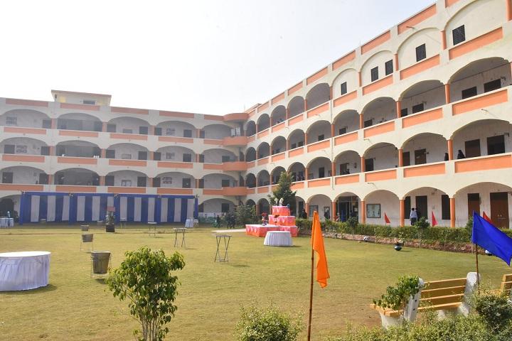 Vinayak International School-School Building
