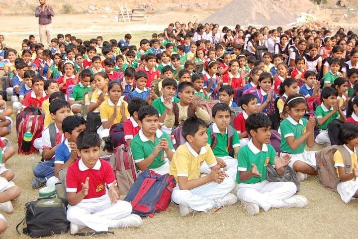 Vinayak International School-Sports Day