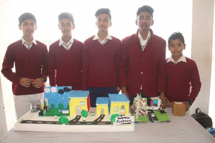 Modern Public School-Science Exhibition