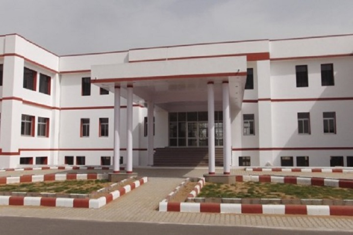 Vivek Techno School-Campus-View