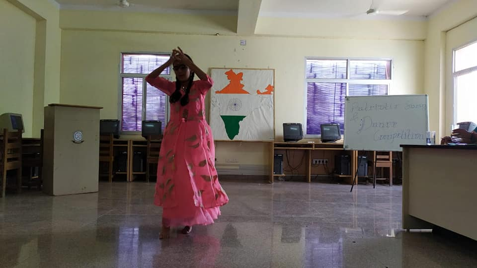 Vivek Techno School-Dance Room