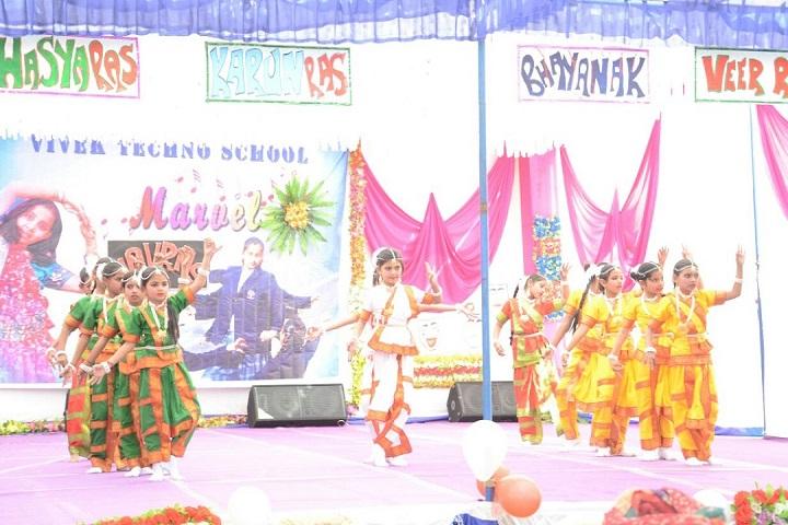 Vivek Techno School-Annual Day