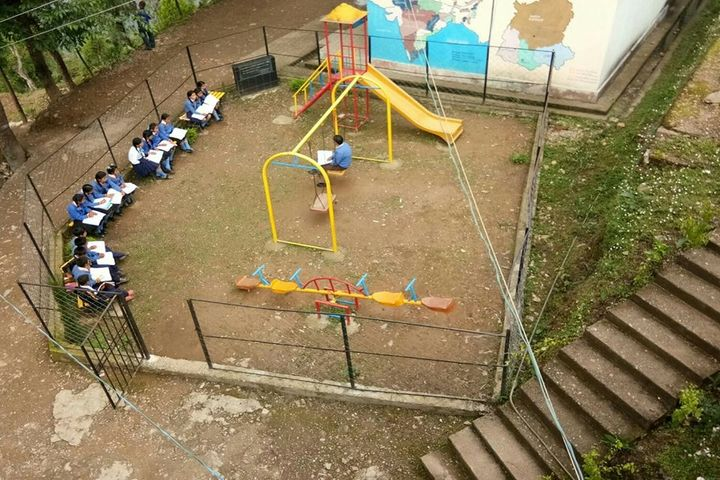 Government Secondary School-Play Area