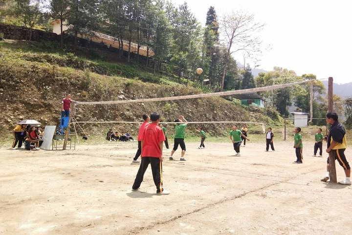 Government Secondary School-Games